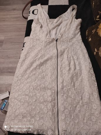 Платье Зара очень красивое