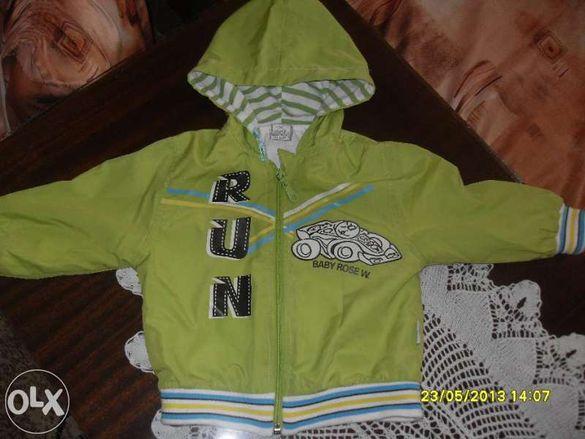 Бебешко яке
