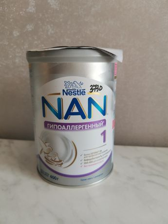Смесь Nan гипоаллергенная с рождения 1
