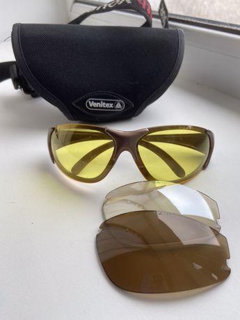 Велосипедные очки со съемными стёклами