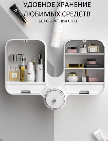 Шкаф для косметики, органайзер для ванной