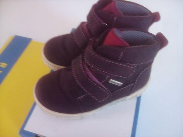 Оферта днес 29 лв! Детски обувки Rihter естествена кожа