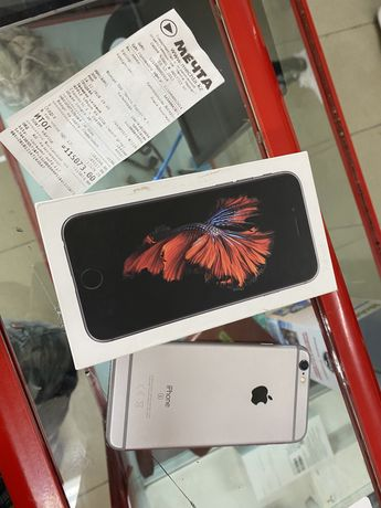 Iphone 6s 32гб идеал 4G+[LTE]