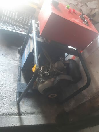 vand generator dizel