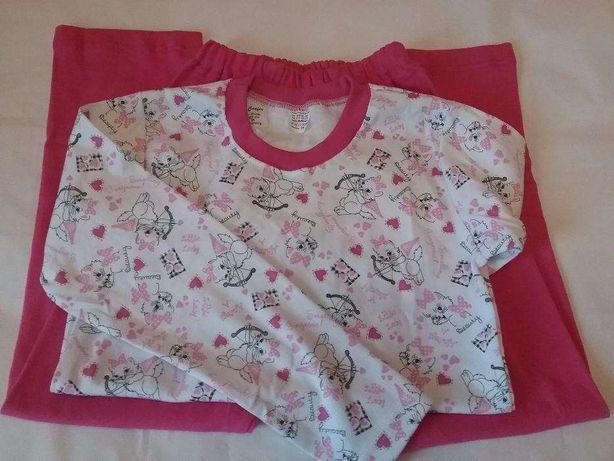 Pijama colorata de fete , marimile 36