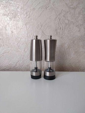 Мельница для соли и перцемолка Berghoff Geminis