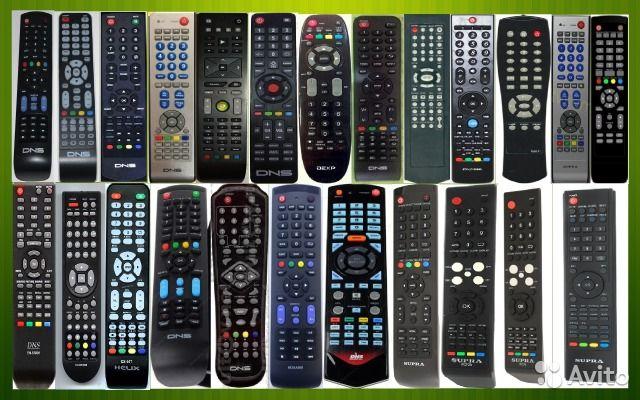 Пульты Для Всех Современных Телевизоров