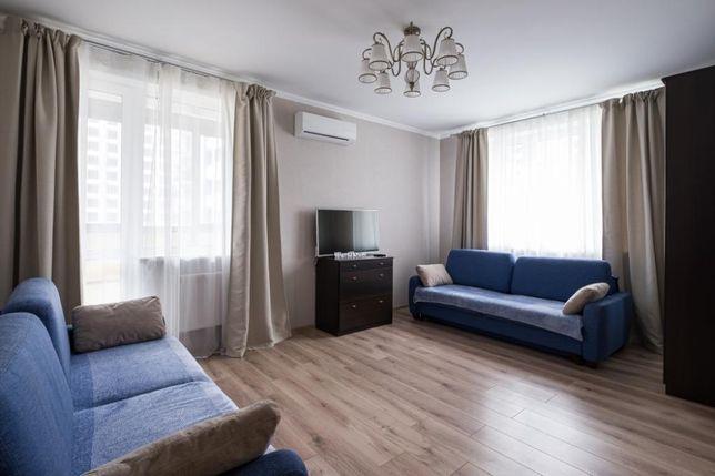 Чистая и уютная квартира на ночь/по часам в районе Юбилейного