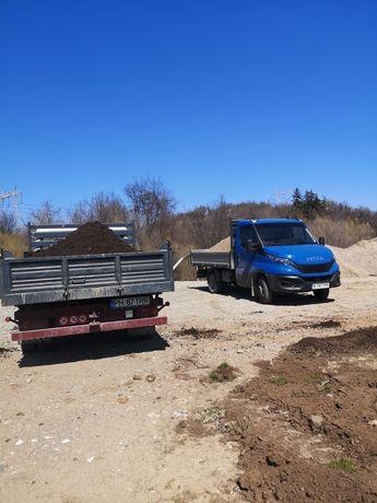 Nisip, Pietris, BALAST, Excavator,  buldoexcavator