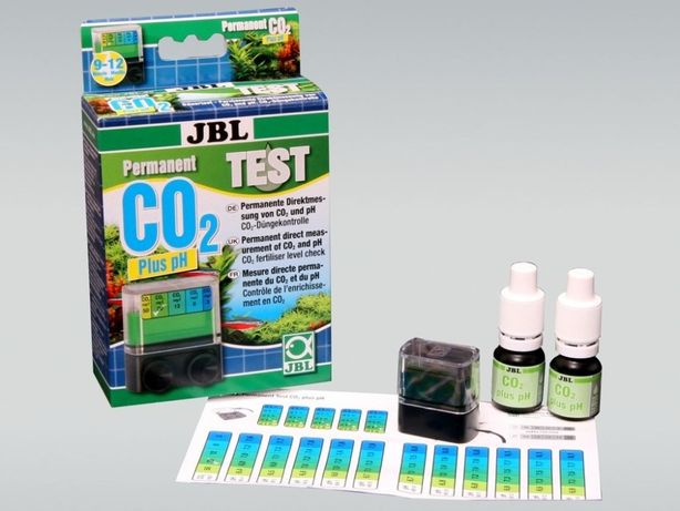 Co2 test permanent JBL