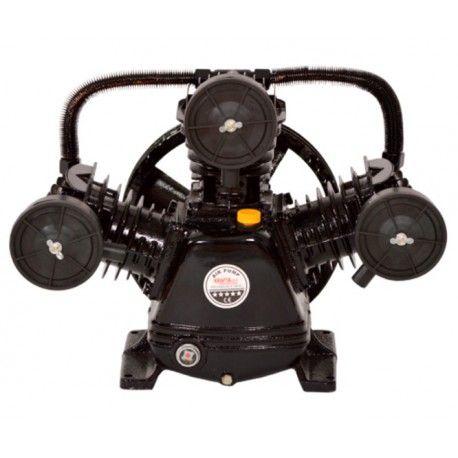 Cap compresor 3 pistoane 7.5kW 900L/min KraftProfesional KD1407