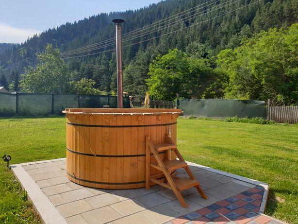 Cazare Durau Ceahlau ciubar incalzit și sauna