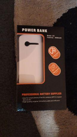 Baterie externa Power Bank 5600 mAh -telefoane, tablete -noua , sigila
