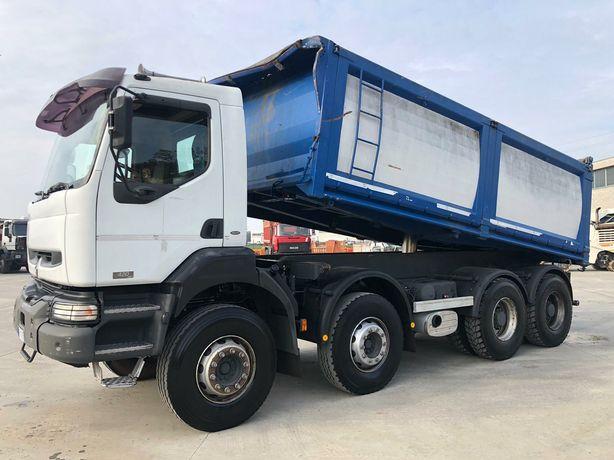 Renault kerax 8×4