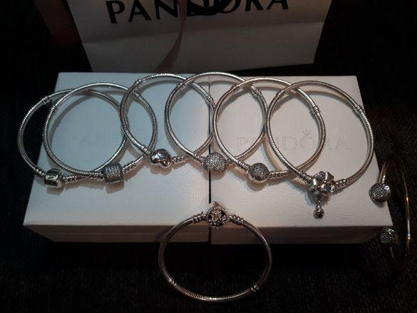 Оригинални сребърни гривни PANDORA