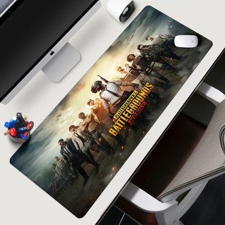 big size BATTLEGROUNDS Геймърски пад подложка за мишка gaming mousepad