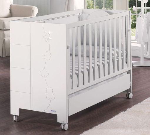 Детская кроватка с матрасом Micuna