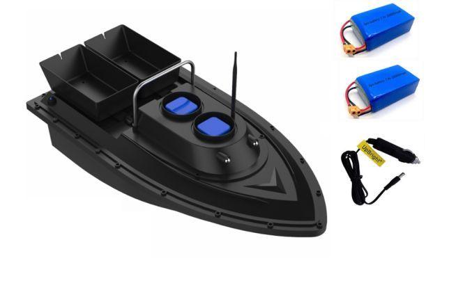 Barca/Navomodel Flytec/Nadit/Plantat Momeala/2Motoare/Incarcator auto