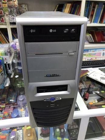 Продавам компютър Celeron 2,53Ghz, 512 RAM, 40 GB