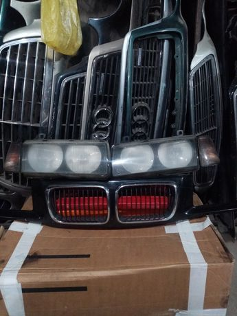 Фары, фонари, решетка на BMW 36 из Германии
