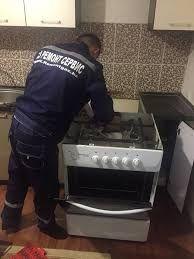 Ремонт и чистка газ плиты и горелки Полное газовое обслуживание