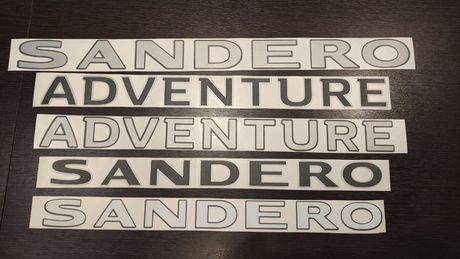 Set scris Stepway/Sandero/ Adventure