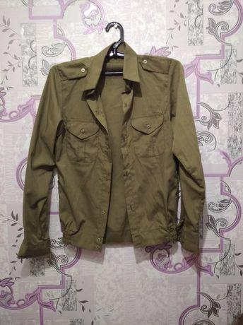 Рубашка для школьников по военной подготовки