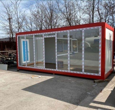Container Birou vestiar vitrina depozitare santier de locuit de dormit