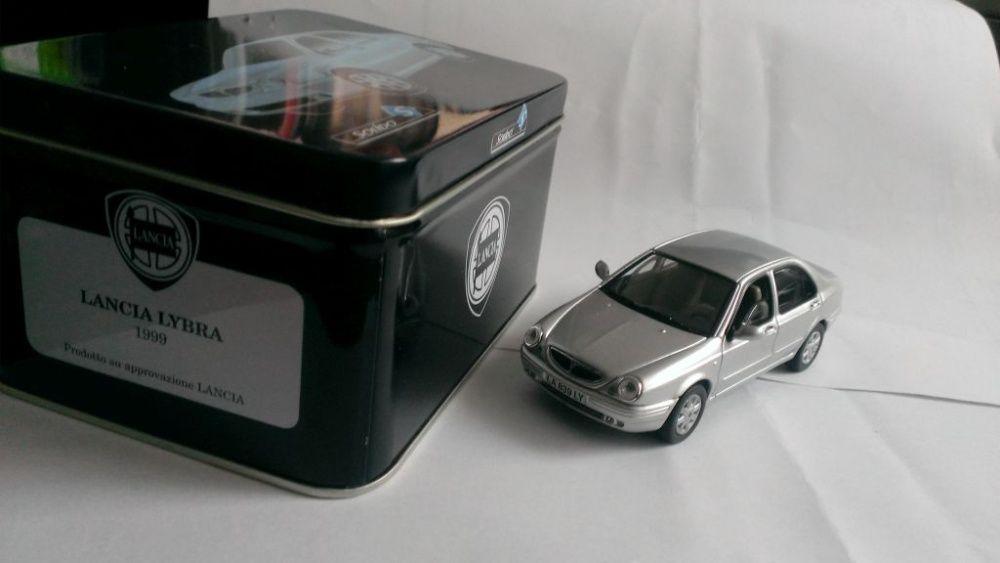 Macheta Lancia Lybra 1999 - Solido cutie metal 1/43 Bucuresti - imagine 1