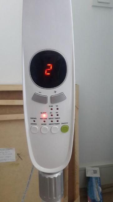 По ЗАПЧАСТЯМ Вентилятор напольный Elenberg ARG FS40-304R