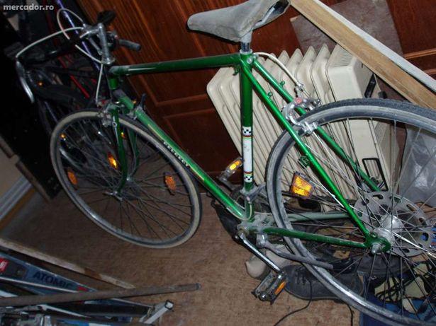 Bicicleta Peugeot Germania totul original pe ea!