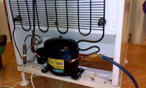 Reparatii frigidere, congelatoare si combine frigorifice