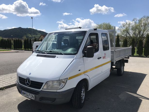 Sprinter basculabil 311 CDI