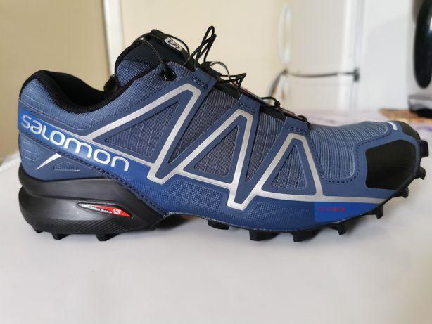 39-39.5 Salomon Speedcross 4 alergare trekking