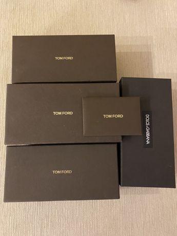 Оригинални кутии за очила Tom Ford, Dolce&Gabbana