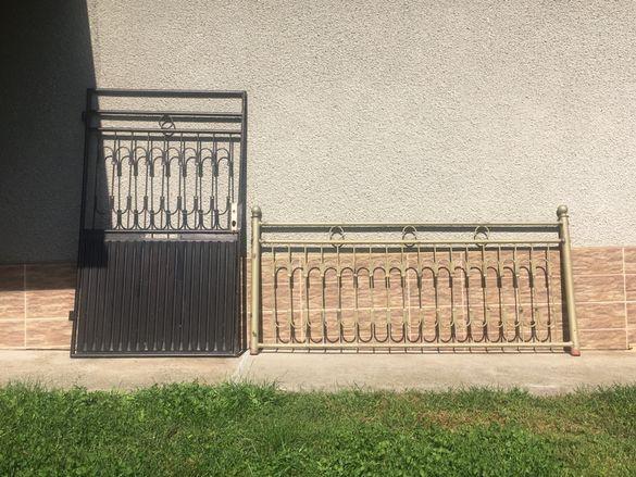 Оградни платна
