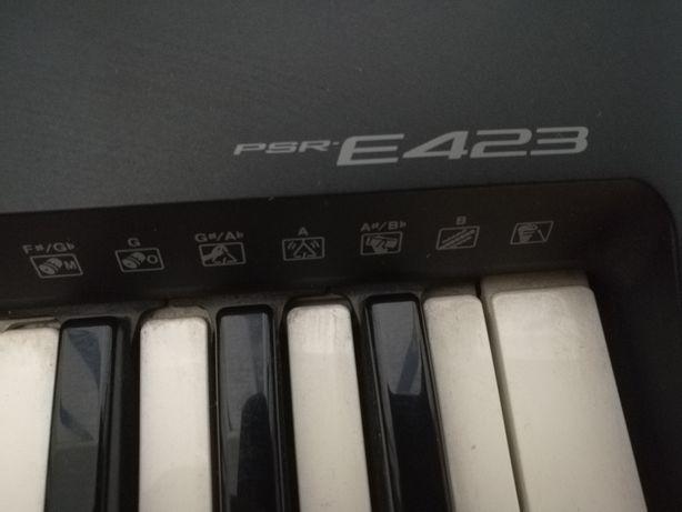 Синтезатор yamaha E423