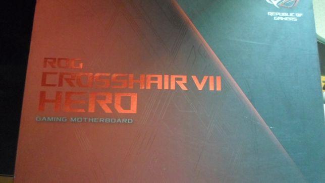 Placa de baza asus, CROSSHAIR VII HERO