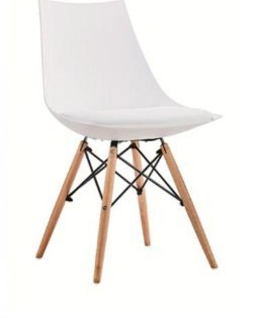 Стол верона 2 бял