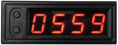 Ceas, calendar, alarma, termometru int../ext., voltmetru, panou, etc