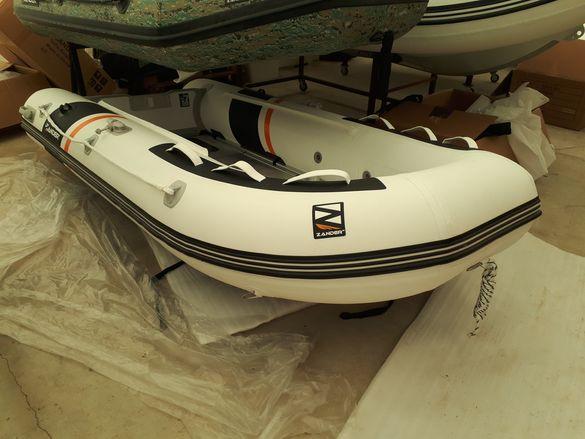 НОВО!!! Лодки Zander BD330P CARBON Ефект