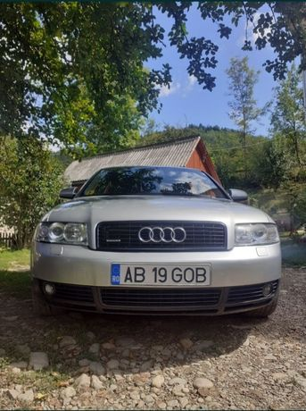 Audi A4B6 quattro