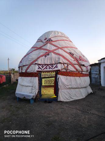 Аренда юрты казахской