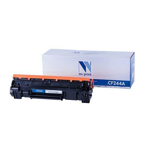 Картридж HP CF244A (44A) для принтеров и МФУ HP M15A/15W/M28A/M28W