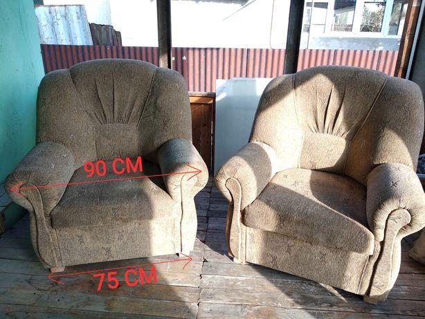 Кресло большие и удобные 2 шт