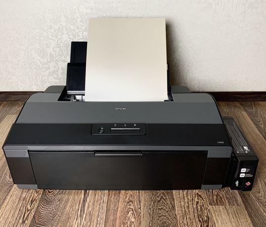 Принтер А3+ формата EPSON L1300 с очень низкой себестоимостью печати