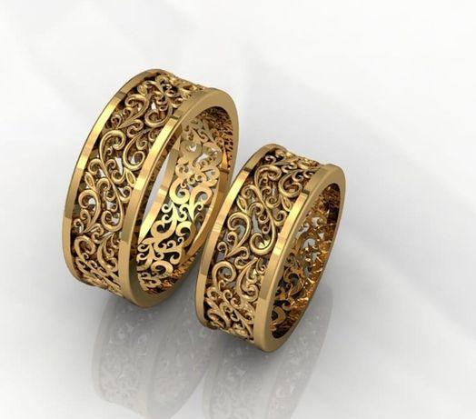 Изделия из золота и серебра. Изготовление на заказ.