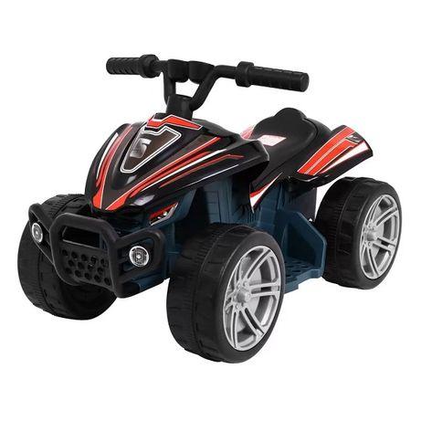 ATV electric pentru copii LITTLE MONSTER (1805) 6 Volti, Negru