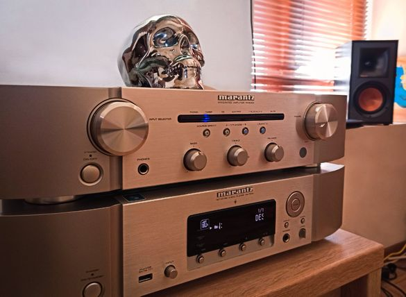 аудио плеър (дак) Marantz NA7004