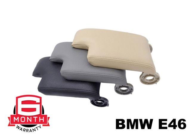 Capac cotiera nou BMW Seria 3 E46 Negru / Gri / Crem